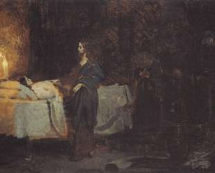 Воскрешение дочери Иаира3 — Илья Репин