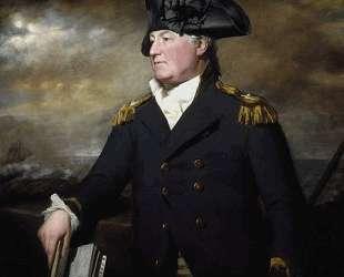 Rear-Admiral Charles Inglis — Генри Реборн