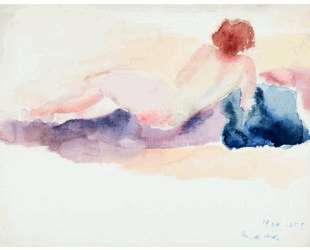 Reclining Nude — Хедда Штерн