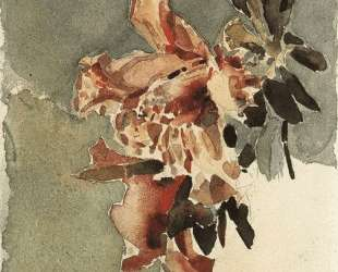 Red Azaleas — Михаил Врубель