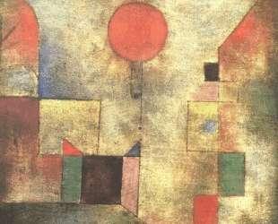 Red Balloon — Пауль Клее
