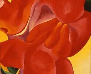 Red Canna — Джорджия О'Киф