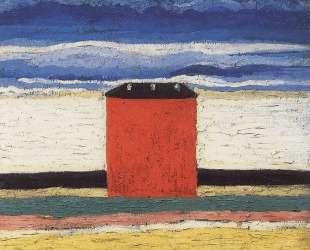 Красный дом — Казимир Малевич