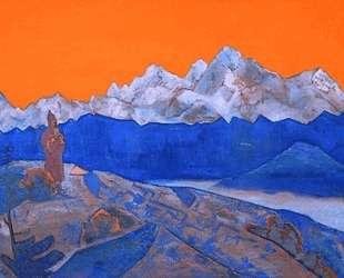 Red Lama — Николай Рерих