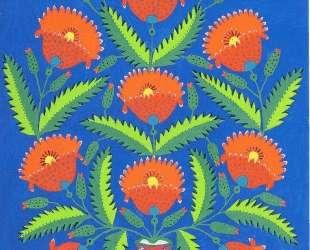 Red Poppies — Мария Примаченко