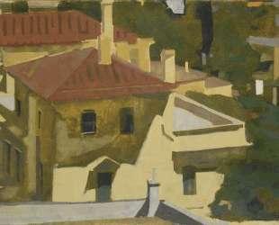 Red roofs — Панаиотис Тетсис