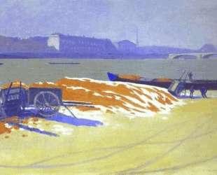 Red Sand and Snow — Феликс Валлотон