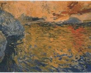 Reflections at the Cape, Javea — Хоакин Соролья