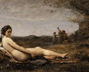 Отдых — Камиль Коро