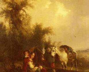 Resting Along The Trail — Уильям Шайер