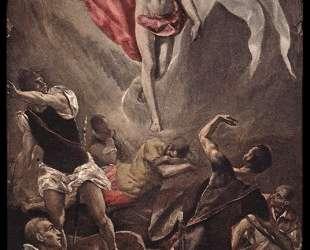 Воскресение — Эль Греко