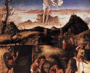Воскресение Христа — Джованни Беллини