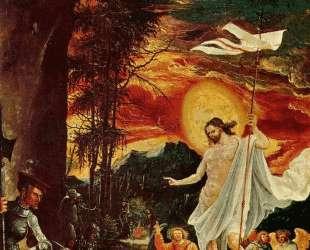 Воскресение Христа — Альбрехт Альтдорфер