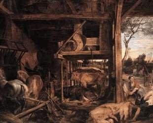 Return of the Prodigal Son — Питер Пауль Рубенс