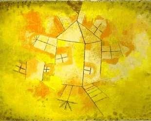 Revolving House — Пауль Клее