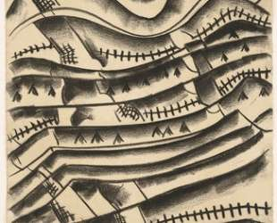 Ridgefield Landscape — Ман Рэй