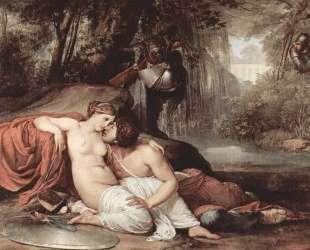 Rinaldo and Armida — Франческо Хайес