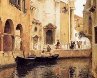 Rio della Maddalena — Юлиус Леблан Стюарт