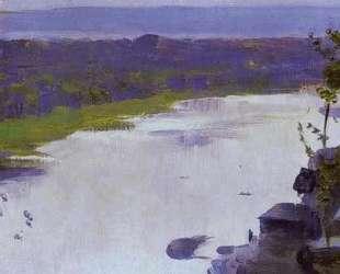 River Belaya — Михаил Нестеров
