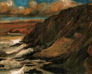 Romantic Landscape — Йожеф Рипль-Ронаи