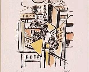 Roofs — Фернан Леже