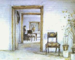 Комнаты в доме Суриковых — Василий Суриков