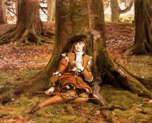 Rosalind In The Forest — Джон Эверетт Милле