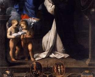 Rosary Madonna — Гвидо Рени