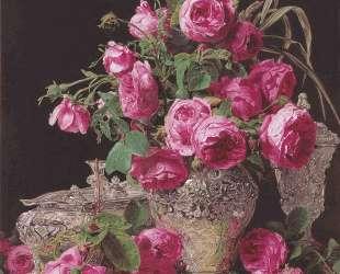 Roses — Фердинанд Георг Вальдмюллер