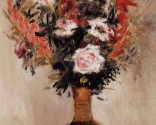 Roses in a Vase — Чайльд Гассам