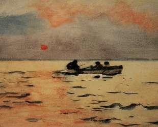 Rowing Home — Уинслоу Хомер