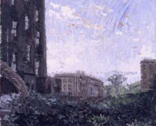 Rowlandson House — Sunset — Уолтер Сикерт