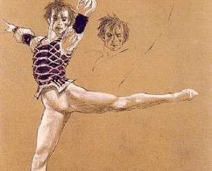 Rudolf Nureyev — Джейми Уайет