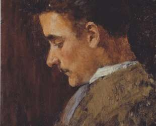 Rudolf Steindl, a brother of the artist — Коломан Мозер