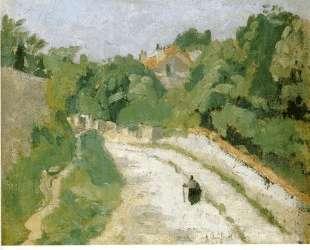 Rue Terre Neuve, Meudon — Гвен Джон