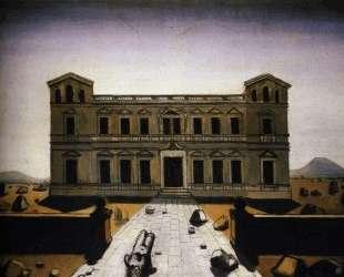 Дворец в руинах — Поль Дельво