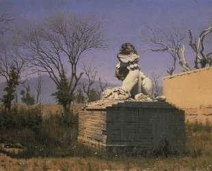 Ruins in Chuguchak — Василий Верещагин
