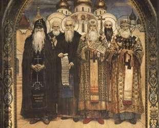 Russian Bishops — Виктор Васнецов