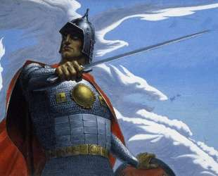 Russian Knight — Константин Васильев