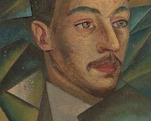 Русский поэт в Сибири — Давид Бурлюк