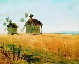 Рожь — Фёдор Васильев