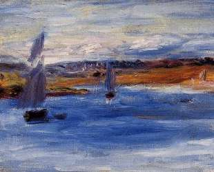 Sailboats — Пьер Огюст Ренуар