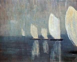 Яхты — Микалоюс Чюрлёнис