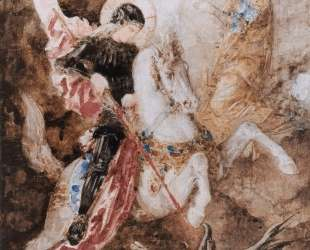 Saint George — Гюстав Моро