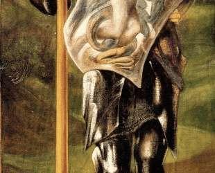 Святой Георгий — Эдвард Бёрн-Джонс