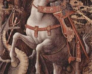 Saint George — Карло Кривелли