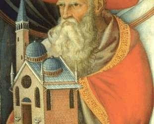 Св. Иероним Стридонский — Якопо Беллини