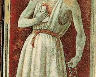 Св. Иероним и Св. Доминик — Паоло Уччелло