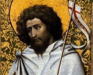Saint John the Baptist — Робер Кампен