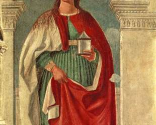 Святая Мария Магдалина — Пьеро делла Франческа